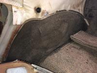1966 Beetle Original Carpet Interior