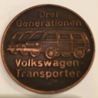 """Drei generationen Volkswagen Transporter"" -1981"