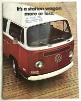 Sales brochure, Al Tatti VW, Downey, Calif.