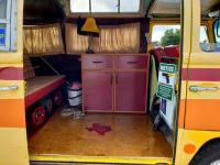 Floor on 68 Bus