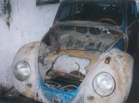 KdF Beetle from 1941 before renovation
