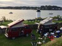 Salem pre show camping