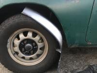 The Ghiapet inner fender liner