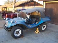 Dune Runner fiberglass buggy