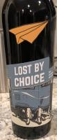Wine bottle Lost By Choice