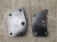 new torsion end plates