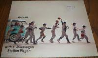 Sales brochure, Patterson VW, Mesa, Ariz.