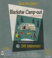 Blackstar Camp-Out 2019 in Chino CA June 5th - 9th