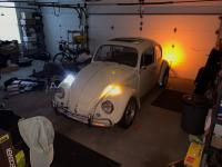 1967 Bug DRL in turn signal with switchback LED bulbs
