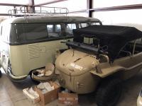 Sunroof standard PG SG og paint & 1943 schwimmwagen