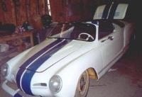 1968 Ghia Roadster