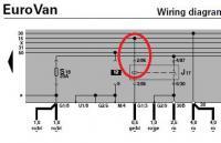 Eurovan fuel pump relay wiring