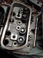 Missing valve stem cap