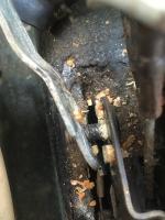 The Ghiapet heater lever repair