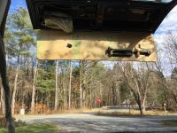 rear hatch storage