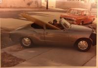 1968 Convertible Karmann Ghia