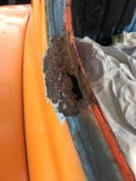 rusty window jams