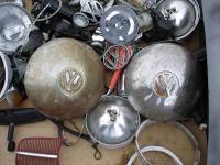 Weird VW emblem hubcaps