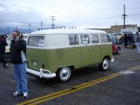 Restored Standard Bus