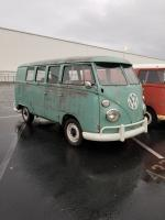 Turquoise Kombi at OCTO - October, 2018