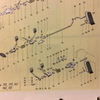Low Light mats installation/related sub assemblies