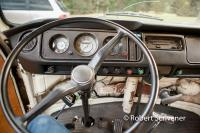 1971 bus dash with gas heater switch