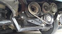 Vanagon engine mount bar