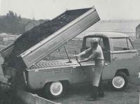 VW Dump Truck. ...