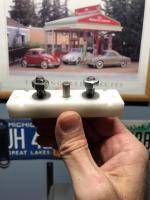 Fuel pump preload jig