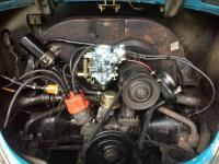 Engine pics including spark plugs, push rods, leaks