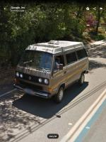 My bus on Google maps
