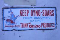 OG DDS Deano Sticker