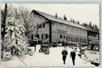 Ragtop in sht snow at Flossenbürg