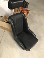 porsche 911 SWB Recaro seats
