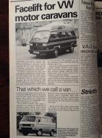 VW Motoring March 1989