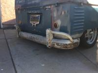 1959 Dbl Cab project- bumpers