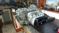 Test fitting engine