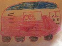 Bus Artwork