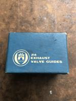 NOS exhaust valve guides