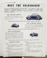 Meet the Volkswagen sheet