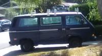 Blue 86 pass van being sold soon