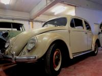 1955 Swedish Oval L275 light beige
