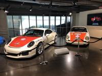Porsche Experience auction