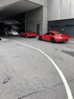 70th aniv. Porsche experience