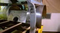 bead rolled wheel tubs