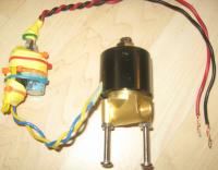 Gas Shutoff Valve & Circuit