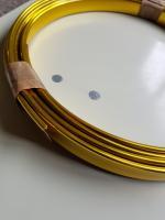 NOS so23 Gold Table Trim