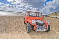 Single Cab - derived beach buggy