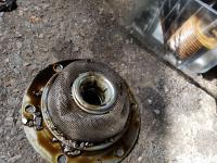 oil strainer