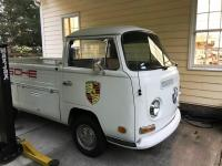 1971 single cab, washed and put to bed under the carport.